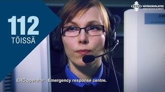 Hätäkeskuspäivystäjä - ERC Operator