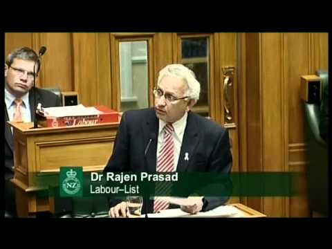 Question 12: Dr Rajen Prasad to the Minister for Ethnic Affairs