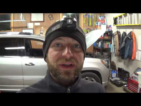 CONCLUSION!!! No-crank, REDUCED ENGINE POWER: '13 GMC Acadia -Part 5
