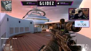 COD BO2: 18 Man FFA Live Sniping & Trickshotting To (PS3) 12k