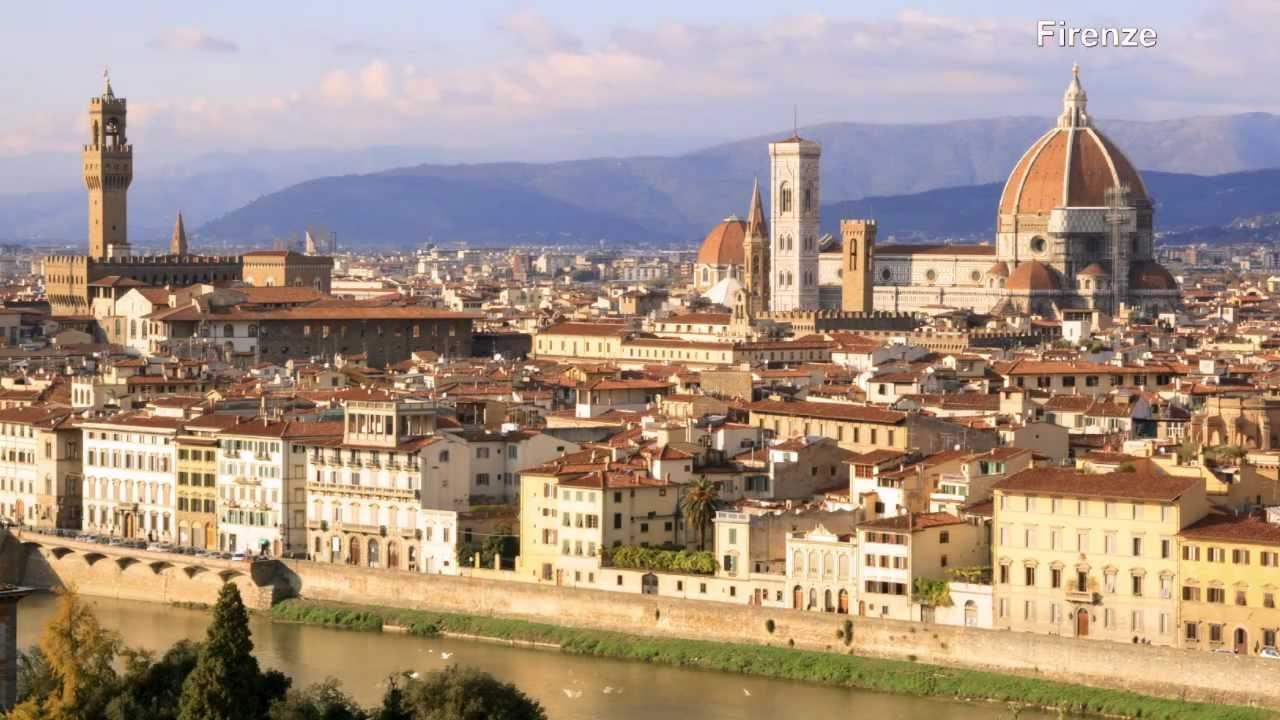 Italian Florence: Le Città Più Belle Del Mondo