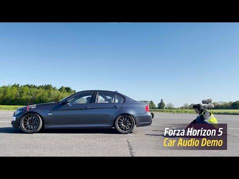 Разработчики Forza Horizon 5 рассказали о звуке автомобилей в игре