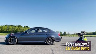 Forza Horizon 5: Car Audio Recording Behind-the-scenes