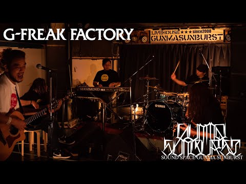G-FREAK FACTORY Unscramble(acoustic set) @群馬SUNBURST