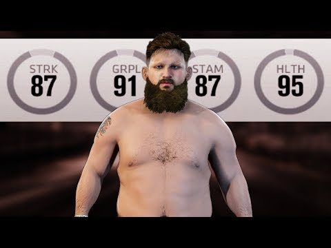 Roy Nelson Makes His OFFICIAL EA Sports UFC 3 Debut!
