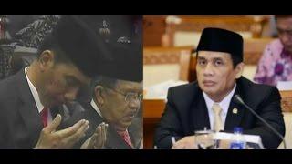 Bikin Heboh, Inilah Cuplikan Doa Sindiran di Hadapan Jokowi Saat Rapat Paripurna