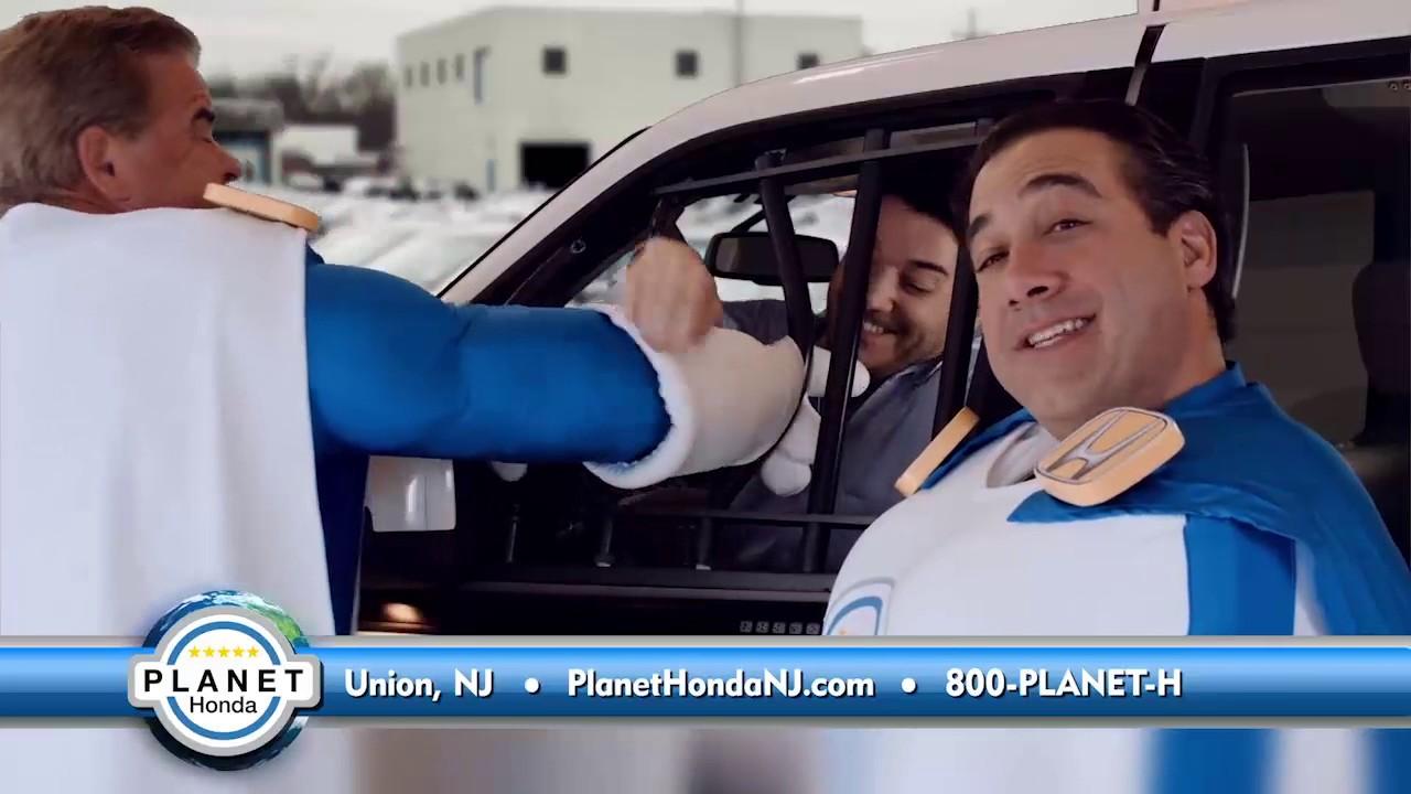 Spring Into A New HR V At Planet Honda!