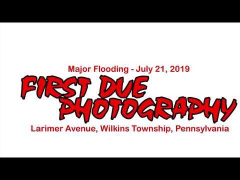 Wilkins Township - Major Flooding - 7/21/19