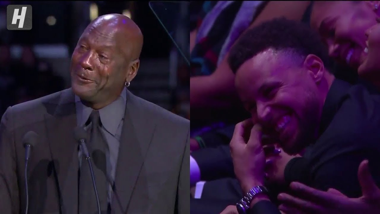Crying Jordan Meme Actually Making Michael Jordan Cry