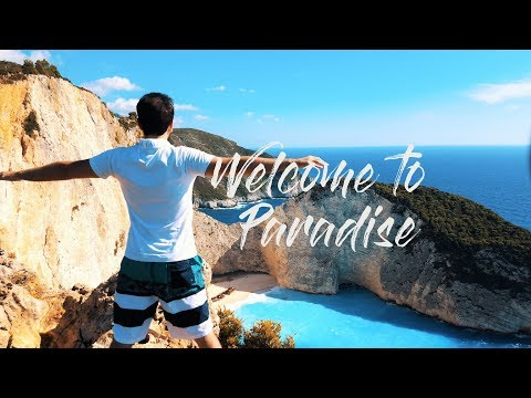 Welcome to Paradise - Greece 2017