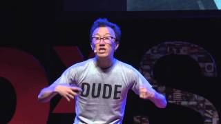 The dude who became an accidental artist | Eugene Soh | TEDxSingapore