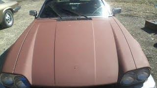 1988 jaguar xjs v-12 test drive