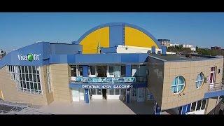 Атырау қаласы, орталық жүзу бассейні. Центральный плавательный бассейн(, 2016-01-25T05:58:02.000Z)