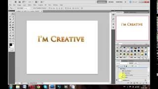 Как применять стили в Adobe Photoshop Фотошопе