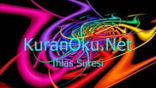 Ihlas Suresi