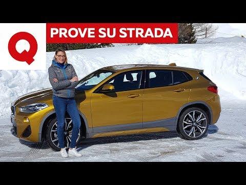 BMW X2: la prova completa e le risposte alle vostre domande | Quattroruote