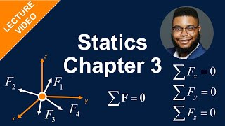 MECH 1321: Statics - Chapter 3
