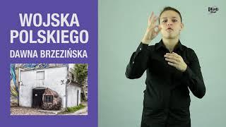 WOJSKA POLSKIEGO, ulica dawna Brzezińska // BAŁUCKI SŁOWNIK #2