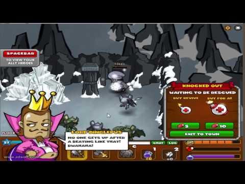 Dungeon Rampage Gameplay