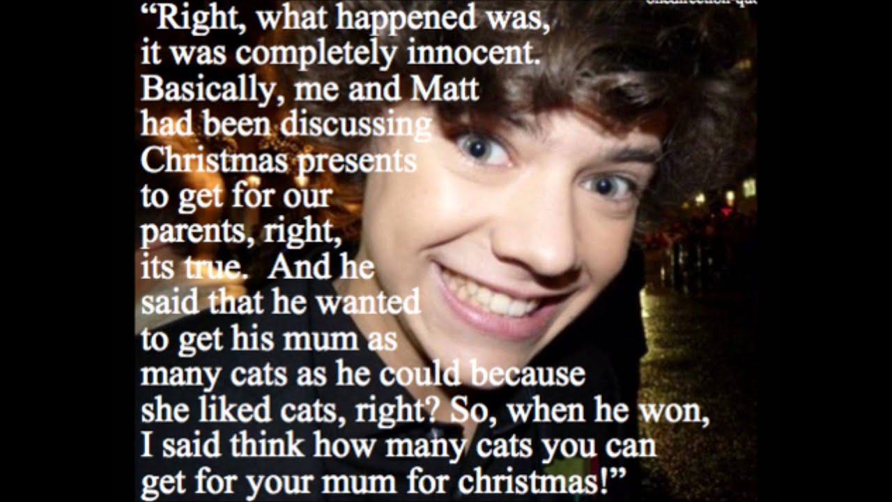 One Direction Funny Quotes: One Direction Quotes!
