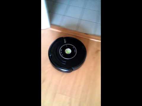 Roomba Virtual Wall Lighthouse Behaviour
