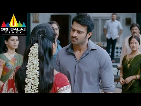 Mirchi Movie Prabhas Love Proposal Scene | Prabhas, Anushka, Richa | Sri Balaji Video