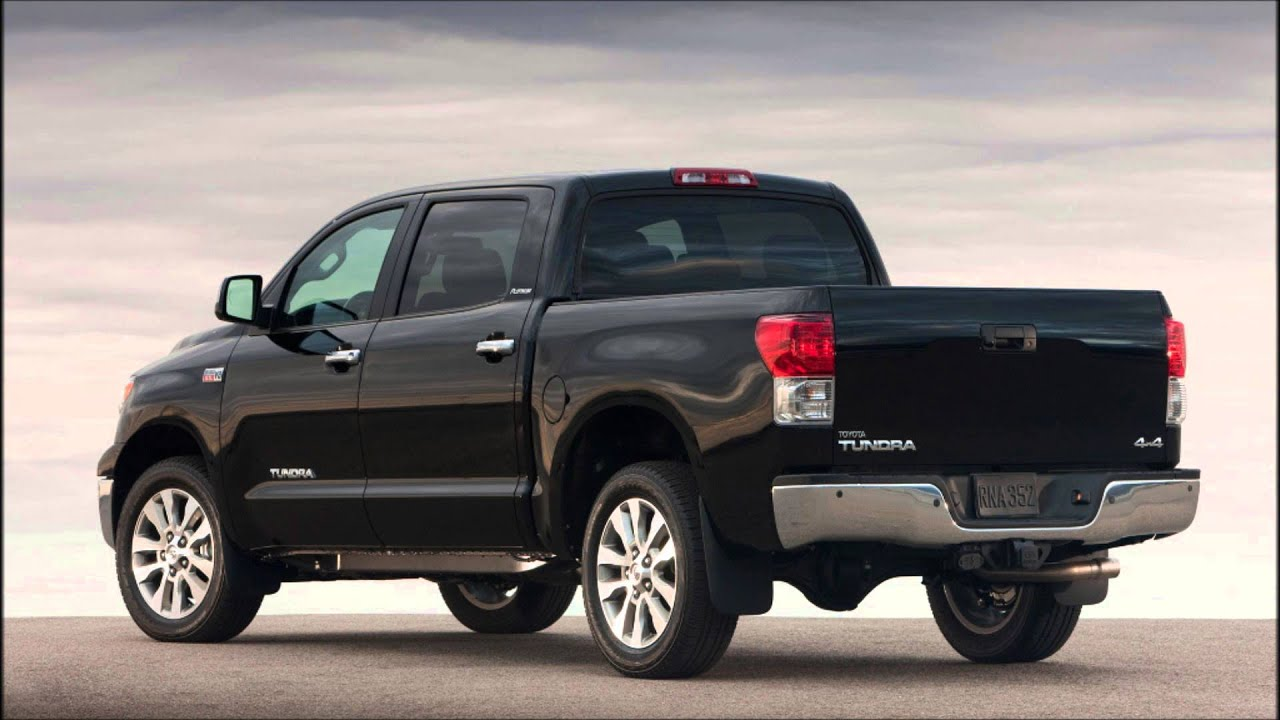 2014 toyota tundra pickup 4x4 review inside outside youtube. Black Bedroom Furniture Sets. Home Design Ideas