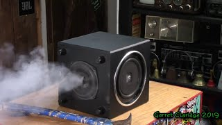 Blowing Computer Speakers and Subwoofers 3
