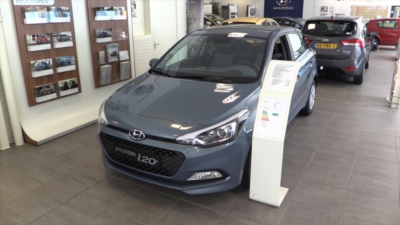 Hyundai i20 2016 in depth review interior exterior youtube for Interior hyundai i20