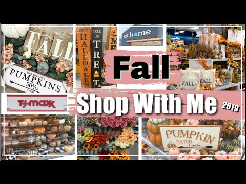 fall-decor-shop-with-me-at-tj-maxx-&-at-home-store-|-fall-decor-shopping-&-decorating-ideas