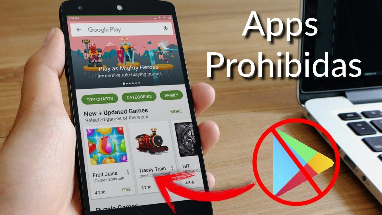 Cómo Descargar Aplicaciones Que No Están En El Google Play