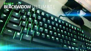 My Razer keyboard !! كيبورد ريزر الجديد