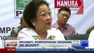 Megawati Pun Angkat Bicara - Kompas Siang 30 Agustus 2014