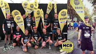 Manchester Half Marathon 2018 - 1:55 Pacing