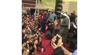 موال عراقي حزين بصوت طفل في حفلة تعارف كلية دجلة لا يفوتك