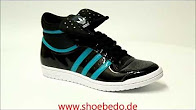 new styles 0c3ce 255bb Adidas Top Ten Hi Sleek Bow Black1 Labgrn Wht G61360 - مدت زمان 22 ثانیه.