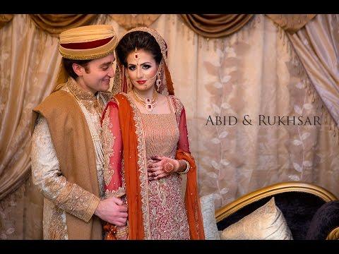 Abid & Rukhsar | Cinematic Wedding Trailer | Colwick Hall Wedding