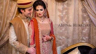Abid & Rukhsar | Cinematic Wedding Trailer | Colwick Hall Wedding