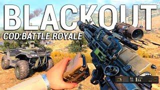 BLACKOUT: Battle Royale PC Gameplay - Erste Eindrücke in Black Ops 4!