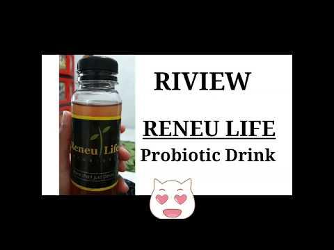 Reneu Life - Probiotic Drink - Detox body