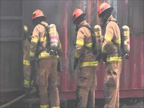 Salt Lake City Fire Academy - Class 37