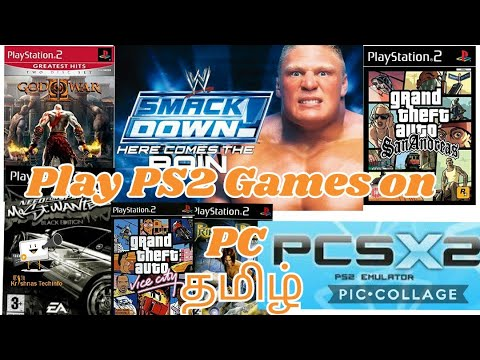 How to play PS2 games in HD on PCSX2 - YouTube