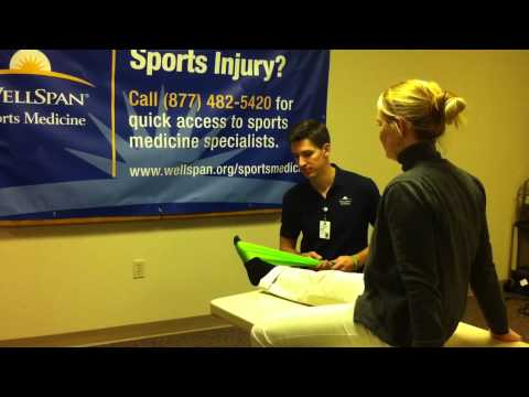 WellSpan Sports Medicine Tips-Ankle Sprains