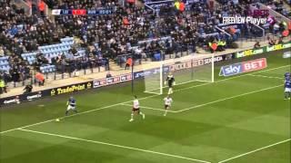 Leicester City v Burnley Highlights 141213