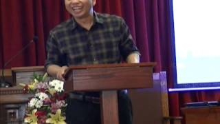 Rev, Moses Thawng Cung  Falam Chin Bible Study Part 2