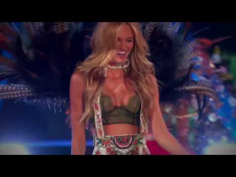 Romee Strijd - Victoria's Secret Fashion Show (Compilation)