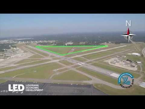 The Aviation Business Park of Baton Rouge Metropolitan Airport