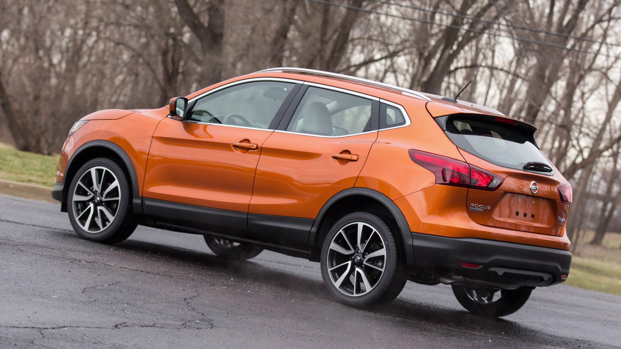 Nissan Rogue Owners Manual: Parkingparking on hills