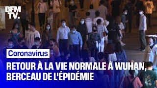 Alors que le coronavirus a fait un million de morts dans le monde, la vie a repris son cours à Wuhan