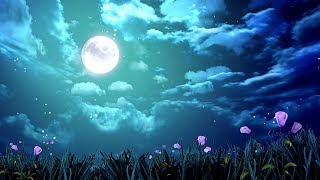 10 Hours Relaxing Sleep Music + Night Nature Sounds 🎵 Stress Relief Music, Insomnia, Calming Music